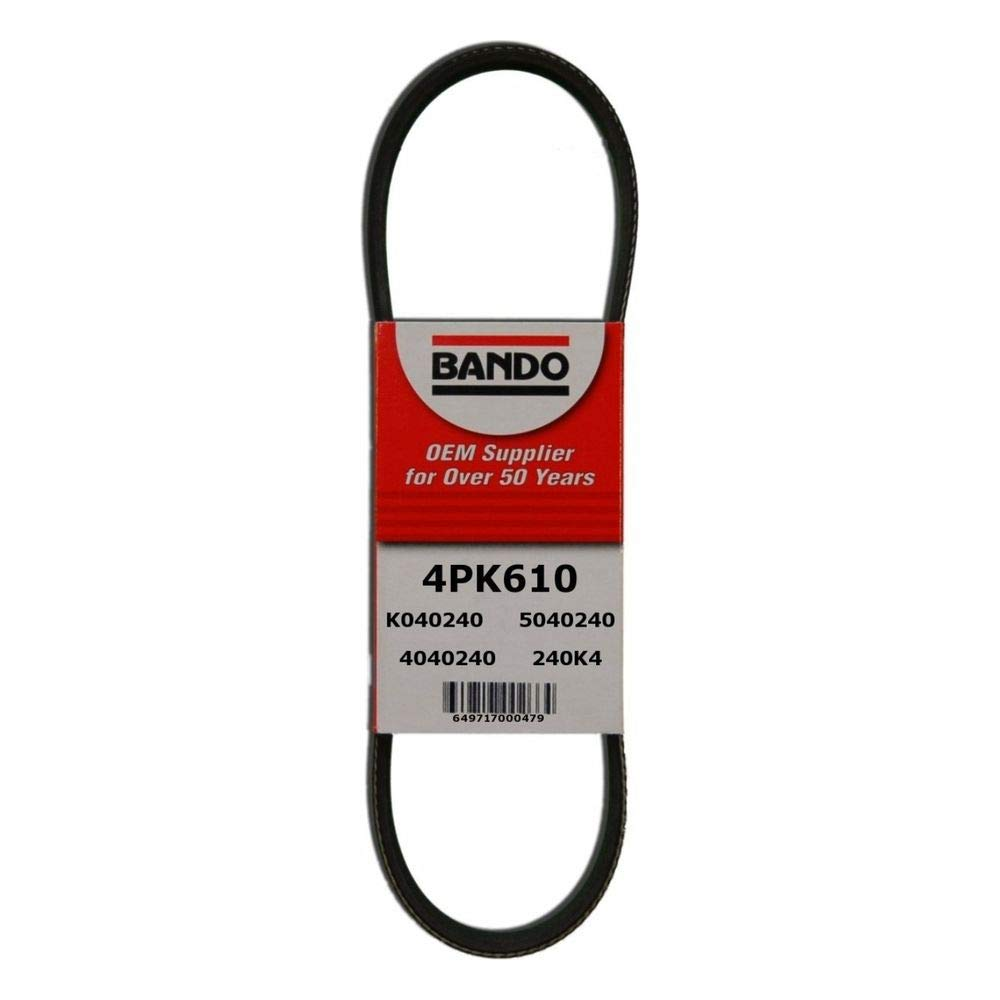 Bando 4PK920 OEM Quality Serpentine Belt