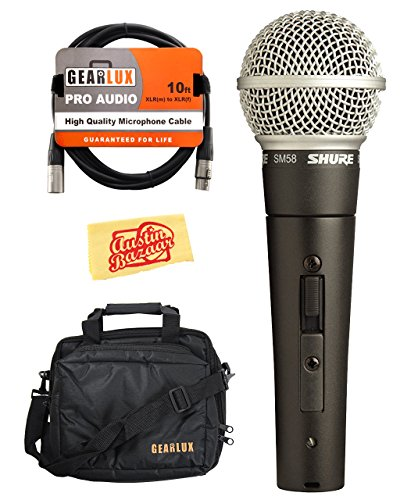 Shure Switch Microphone Bundle Polishing