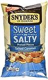 Snyder's Of Hanover Sweet & Salty Pretzel Pieces Salted Caramel