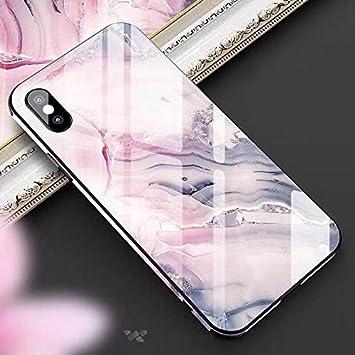 Cocomii Fancy Glass Marble Armor Iphone Xs Iphone X Coque Nouveau Marbre Granit Abstrait Peinture A L Huile Bord A Bord Hd Motif Vif Boite Rectangle