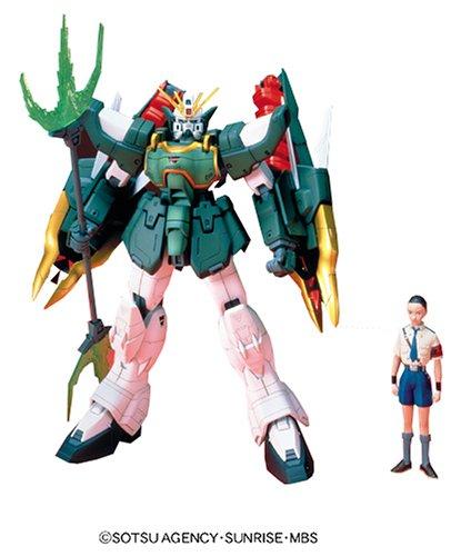 Bandai Hobby EW-01 1/100 High Grade Endless Waltz Gundam Nataku Model Kit