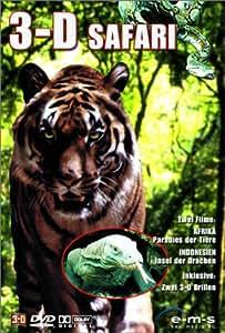 3-D Safari [DVD] [Import]