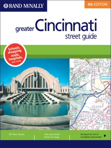 Rand Mcnally 2006 Greater Cincinnati Street Guide (Rand McNally Greater Cincinnati Street Guide)