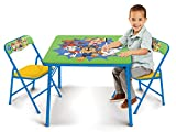 Paw Patrol Neutral Activity Table Set