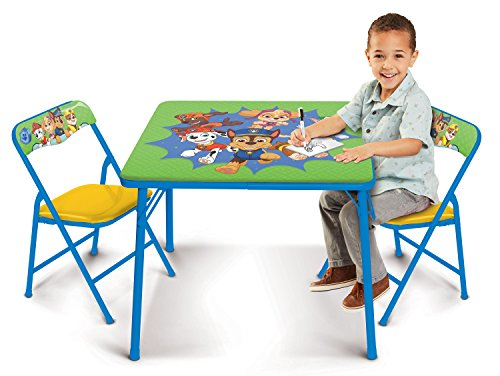 Paw Patrol Neutral Activity Table Set by Paw Patrol