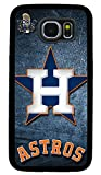 Astros World Series Blue Background Baseball Phone Case Cover - Select Model