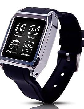 Bluetooth SmartWatch (Calibre de supervisión de la salud, con la ...