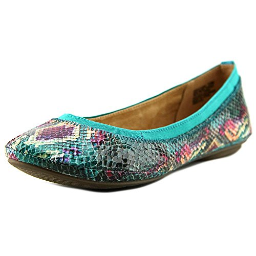 Combo 5 Flat Women's Turquoise Edition M Medium Bandolino Synthetic FwpOx