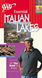 Italian Lakes, Richard J. Scales and AAA Staff, 0658010913