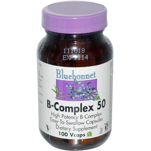 Vitamin B-complex 50 Capsules - 5