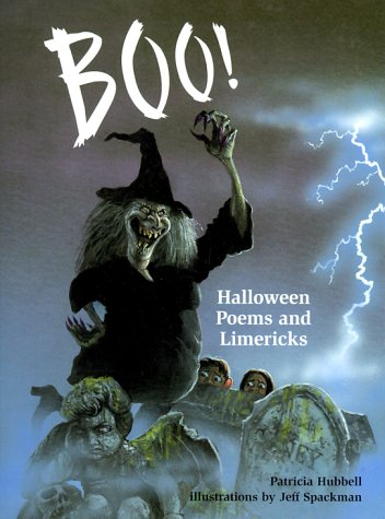 Boo!: Halloween Poems and Limericks (Halloween Poems For Teachers)