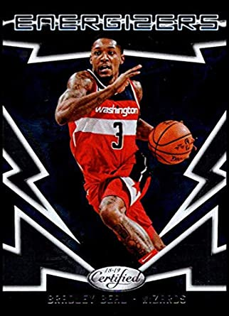 2018-19 Panini Certified Energizers  E-14 Bradley Beal NM-MT Washington b96c17a9e