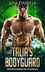 Talia's Bodyguard (Bodyguards of Samhain Book 1)