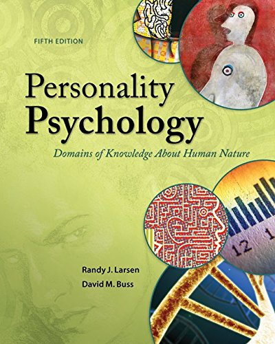 Looseleaf for Personality Psychology: Domains of Knowledge About Human Nature