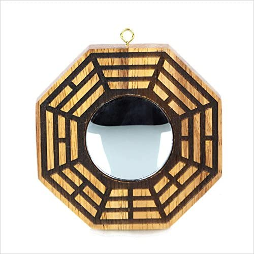 Better us Chinese Feng Shui Convex Bagua Mirror Middle
