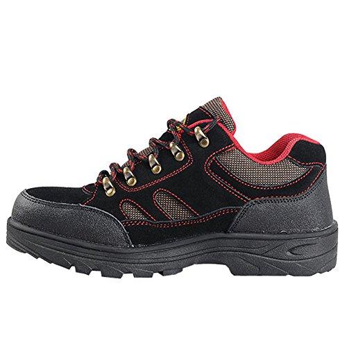 Eclimb Mens Rubber Soft Toe Industrial and Construction Shoe 9LGkE
