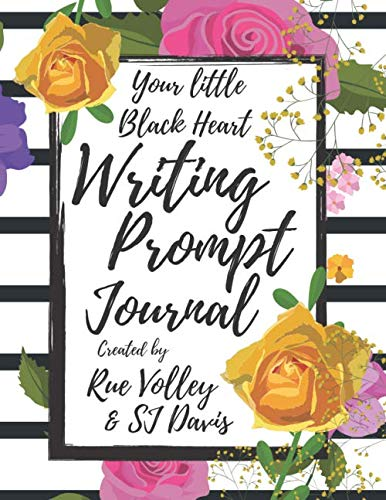 Your little Black Heart Writing Prompt Journal ()