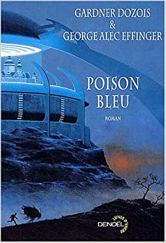 Book Poison bleu (French Edition)