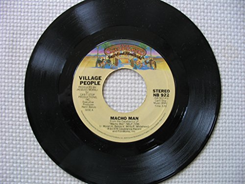 macho man / key west 45 rpm single