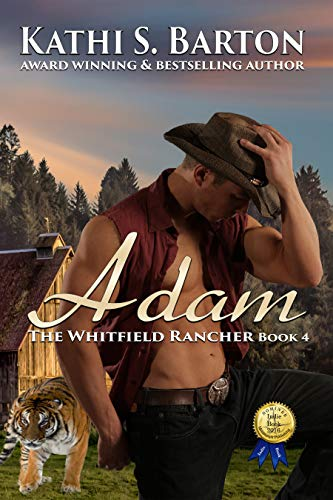 Adam: The Whitfield Rancher - Erotic Tiger Shapeshifter Romance