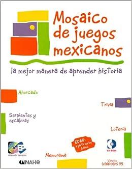 Mosaico De Juegos Mexicanos Spanish Edition Electronic Publishing