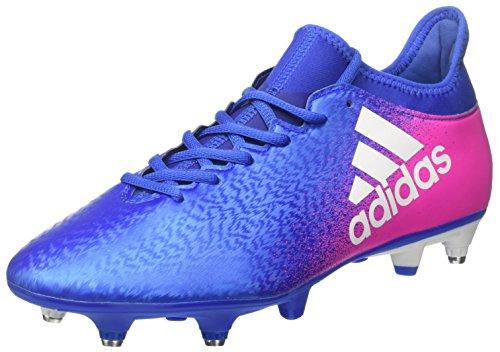 Sg Para 16 Ftwr De Fútbol Botas 3 Adidas blue Pink White Shock Azul Hombre X ptAqWU