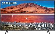 """Samsung 43"""" TU7000 4K Ultra HD HDR Smart TV (UN43TU7000FXZC) [Canada Ver"""