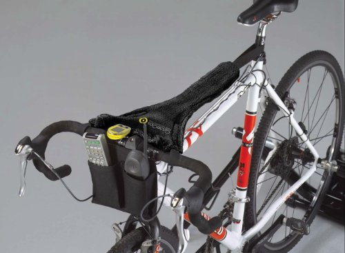 CycleOps Bike Thong Protector de sudor para bicicletas para entrenadores de bicicletas en interiores