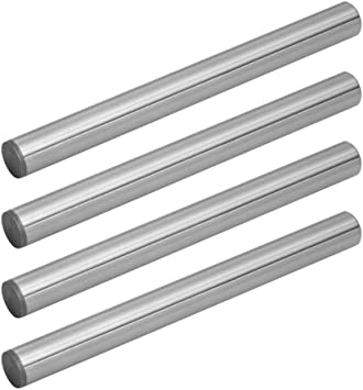 3//4 x 3 GILLIEM Dowel Pins for Precision Alignment Perfect for Bunk Beds Pack of 1 Shelving and More 130,000-PSI Shear Strength Heat Treated Alloy Steel for Extra Hardness