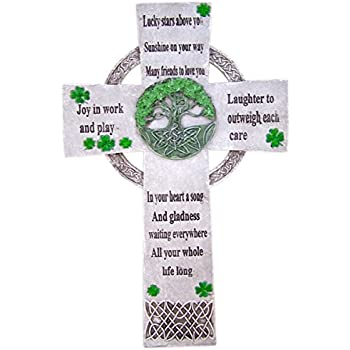 Irish bedtime blessing cross abbey press home kitchen for Decor star 005 ss