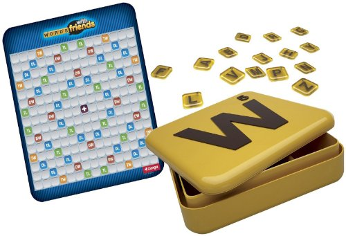 Hasbro Words with Friends to Go