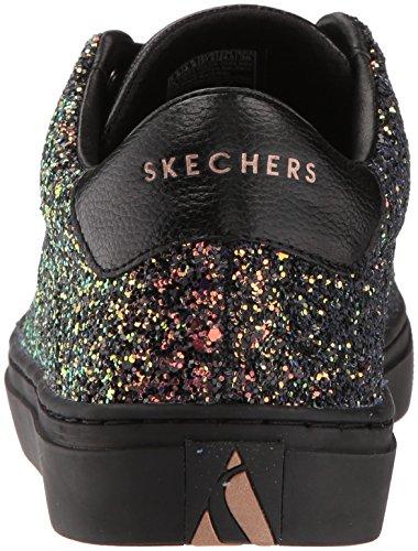 Street Awesome Black Baskets Noir Femme Bbk Sauce Skechers Side 1HBqwEx