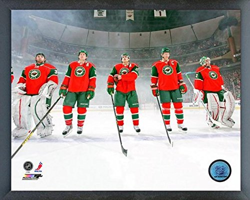 Minnesota Wild NHL Team Photo (Size: 12