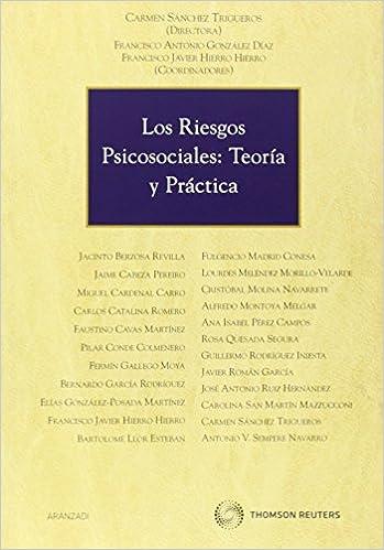 Los riesgos psicosociales: teoría y práctica Monografía ...