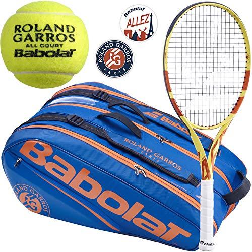 Babolat Pure Aero Lite Roland Garros Racquet (4 1/4