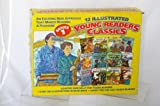 img - for 12 Illustrated Young Readers Classics Series 1 book / textbook / text book