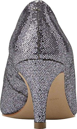 Walking Cradles Women's Sophia Dress Pump Pewter Sparkle Fabric cheap sale get authentic 1uJV8U4Hk