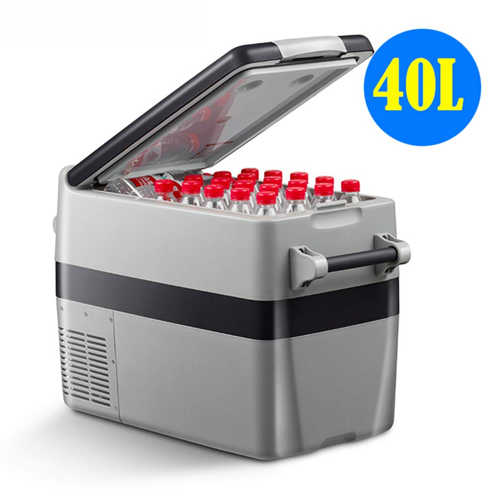 40L refrigerador del Coche compresor de 12V / 24V / 220V Coche y ...