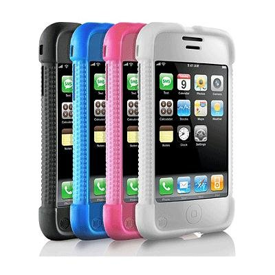 Dlo Iphone Case - DLO Jam Jacket with Cable Management for iPhone 1G (Clear)