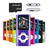 Best Mp3 Players - MYMAHDI MP3/MP4 Music Player with 16GB Memory Card Review
