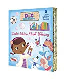 Doc McStuffins Little Golden Book Library (Disney Junior: Doc McStuffins)