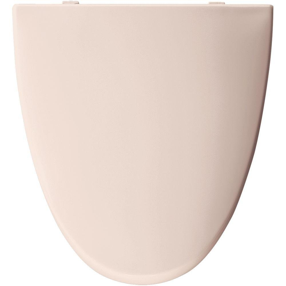 Bemis EL270 363 Elongated Closed Front Toilet Seat, Shell by Bemis
