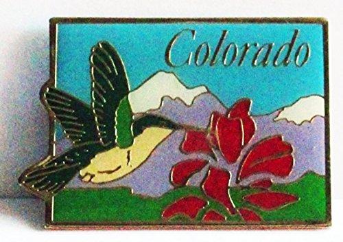 Colorado Tourist Refrigerator/Locker 2x1.25 inch Magnet