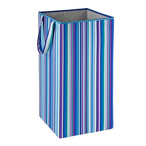Honey Can Do HMP 01134 Foldable Square Striped