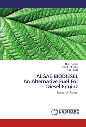 alternative fuel for diesel