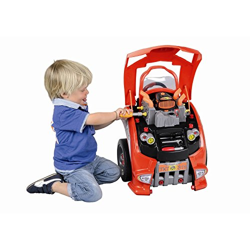 Theo Klein Service Car Station (Car Toys For Kids)