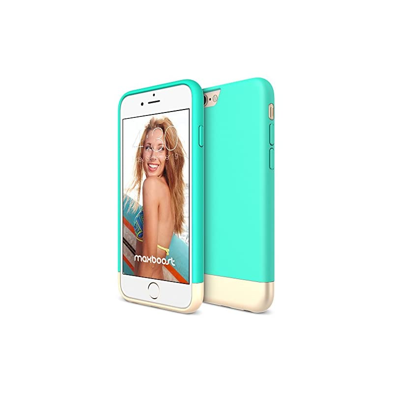 iPhone 6S Case, Maxboost [Vibrance S - M