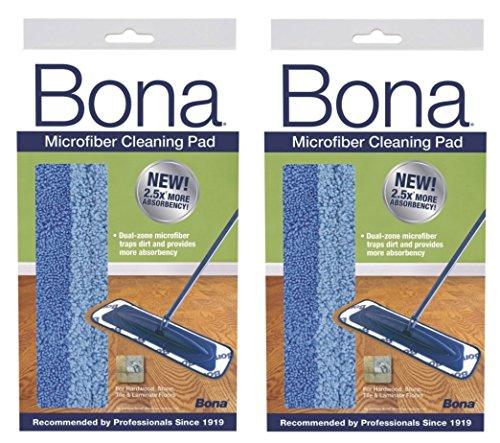 Bona Microfiber Cleaning Pad, 1 ea Pack of ()