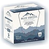 Blue Roastery Genuine Jamaica Blue Mountain Coffee K-Cups for Keurig 18 ct - Packaging May Vary
