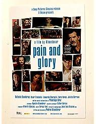 """PAIN AND GLORY - Original Movie Postcard 4""""x6"""" 2019 Pedro Almodovar Antonio Banderas"""